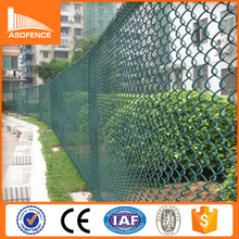 anping factory sale 5 feet chain link fence/diamond quality galvanized decorate fence