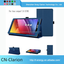 "7'' Tablet Leather Case Made In China Customized Universal 7"" Tablet Case For Asus zenpad C 7.0 Z170C"
