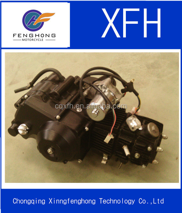 motorcycle/dirt bike engine china manufacturers automatic clutch feet start single cylinder