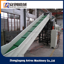 Very cheap products used plastic pp pe film washing line made in china alibaba