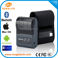 RPP-02 58mm Mini USB Android Handheld Mobile Printer, 2inch pos printer, battery powered thermal printer China.