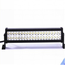 high brightness white lighting color 120w 22 inch curved led bar for car lights