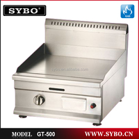 Hot sales stainless propane gas griddle