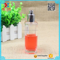 100ml price list of glass perfume bottle