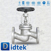 Didtek China factory DIN globe valve supplier