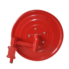 Automatic & manual Swinging carretes 1inch 30m fire fighting fire hose reel price