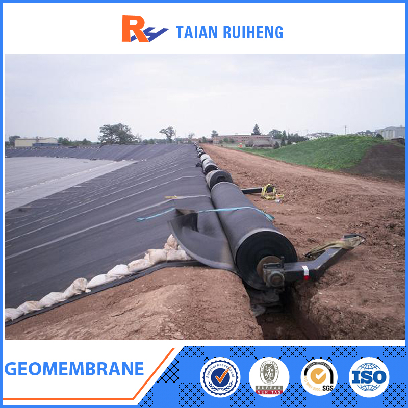 fish farm pond liner hdpe geomembrane waterproof plastic materials