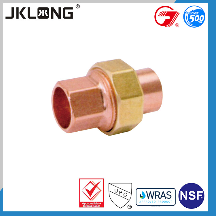 brass union, brass & copper pipe fitting