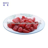 HACCP dried strawberry /raisin/dried apricot/dried fruit
