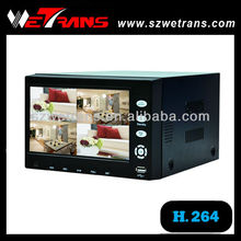 WETRANS TD-8004 D1 Real time 4 ch stand alone dvr