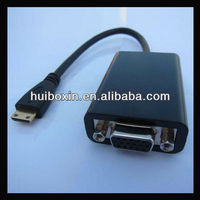 hdmi to vga + rca x 3 cable converter 1080p