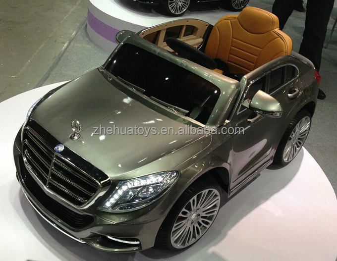 Original Mercedes Under Licence, NEW Generation Kids Electric Ride on Car & Parent Remote Control Battery Child Toy Power Wheels