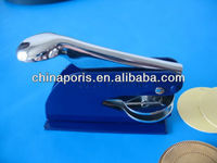 new styles comeptitive price desk embosser seal with good quality