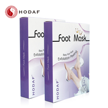 peeling feet mask care whitening exfoliating feet care spa gel socks