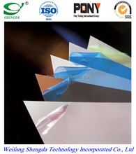 PE protective film for PVC sheet, adhesive film for plastic sheet