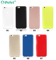 Ultra Thin Glossy PC Hard Back Mobile Phone Case,Mobile Back Cover For iPhone 6