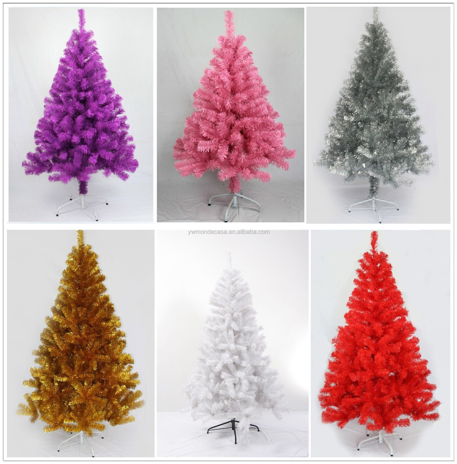 China Goods Wholesale Large Cheap Artificial Christmas Tree, View ...