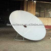 Ku/C band 1.2m satellite dish