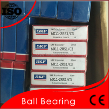 (55*90*18) SKF Ball Bearing 6011 ZZ C3 2RS Original Low Friction 6011 Bearing