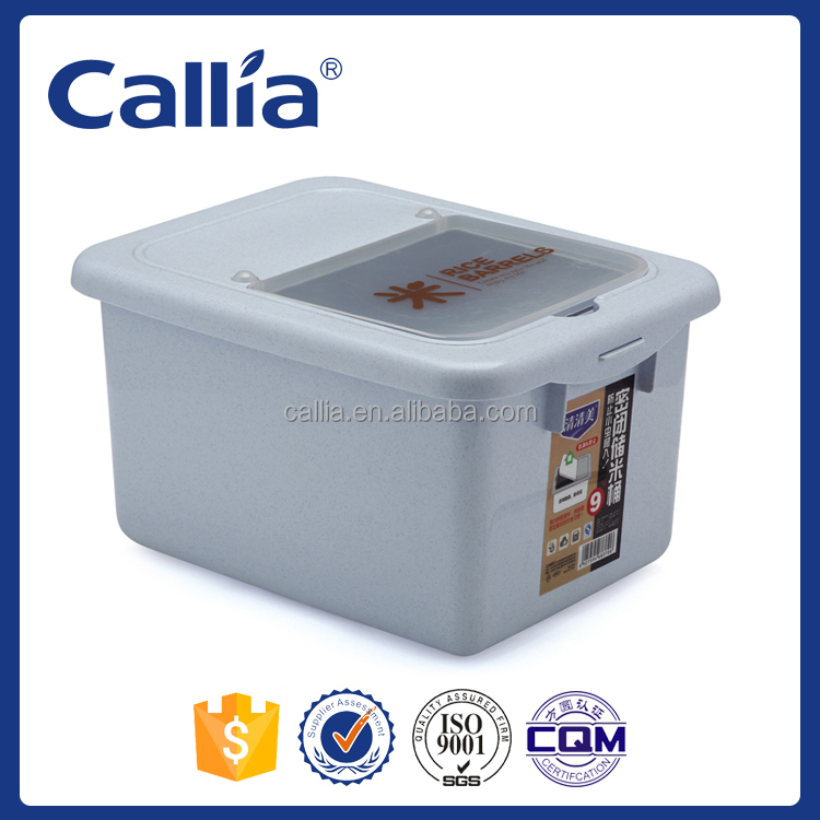 Callia plastic storage box, rice box, rice storage bin
