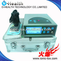 detox foot spa systems with FIR Belt and Big LCD Screen easy to operate