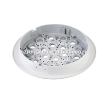 Customized made in China die cast aluminum housing led light parts