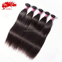 Top quality malaysian virgin hair straight hair weaving from gold supplier with secure payment terms