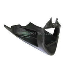 Carbon fiber belly pan motorcycle part for Aprilia RSV Tuono