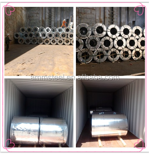 China Manufacture CRC cold rolled steel coil