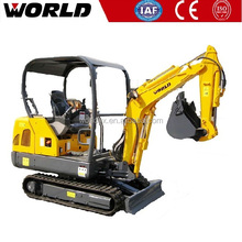 road construction W218 1.8ton china made mini excavator for sale