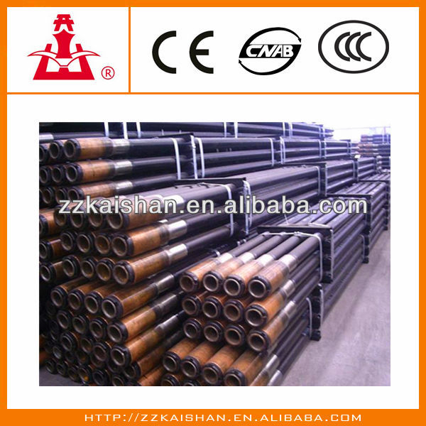 Wear resistant drill rod specifications