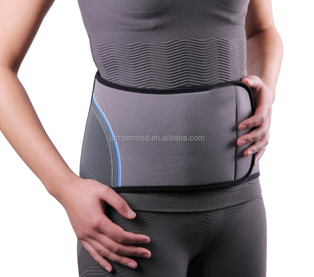 Amazon Lumbar brace, Neoprene working belt back Support with samderson brand and reasonable price