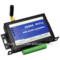 gsm remote control relay pumping controller,water level detect RTU CWT5010 SMS alarm