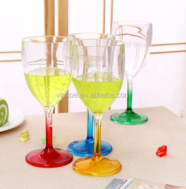 Glass Drinkware Type Wholesale Wine Goblets