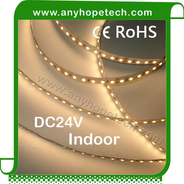 UL CE RoHS Ra 80 SMD2835 120 LED per meter LED Flexible Tape Lighting