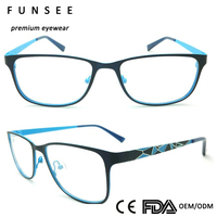 2017 Fashion Eyeglasses Metal Spectacle Frame