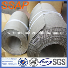Stainless Steel Auto Filter Screen/reverse dutch wire screen