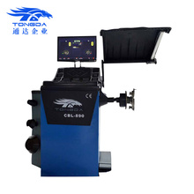 Tongda tire rotation balancer CBL 870 LED monitor wheel balancing stand to get tires balanced