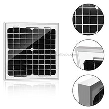 High Quality Mono/Poly Solar Panel 12v 18v 24v Mini Solar Panel 10w 20w 30w 40w 50w 60w 100w 150w Solar Power Panels