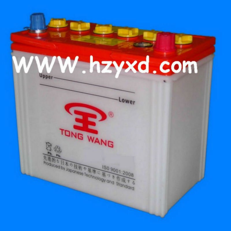 12V Dry Cell Electric Vehicle Battery