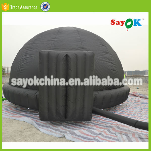 large inflatable planetarium dome inflatable tent canopy