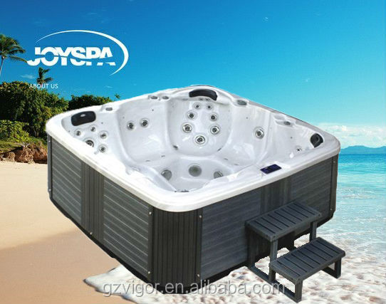 Manufacture chinese Luxury sexy hot tub