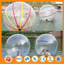 Super Quality Top Selling Summer Playing Popular Air Blower Water Walking Ball