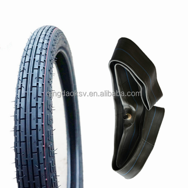 Qingdao Manufacturer 250-18 tires tube for motorcycle