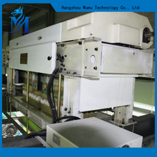 Computerized electronic jacquard loom weaving machine for terry towel