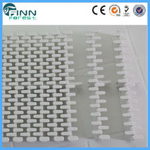 Swimming pool diamond mesh plastic coated grating