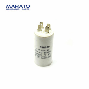 New arrival water cooled fan capacitor 3.5uf