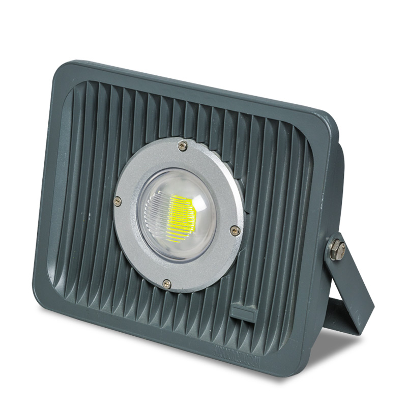 Waterproof ip67 outdoor High lumen Bridgelux cob 50w led flood light