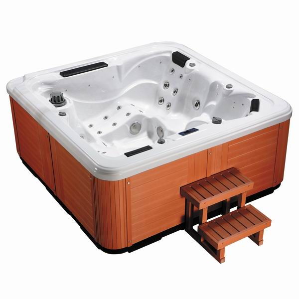 freestanding the bath tub jets bath , CE&rohs approved soaking tub