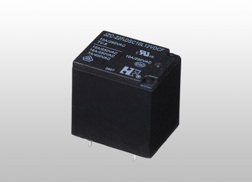 NT73-3 Forward PCB mounting General Purpose Low coil power consumption Relays